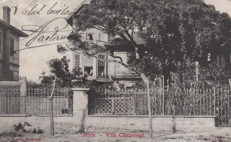 villa charneaud